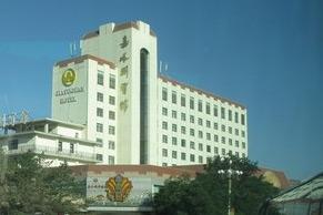Jiayuguan-Hotel