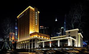 Shanghai-Riverview-Night