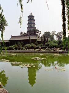 Reizen naar China | Taiyuan | Jinci Tempel