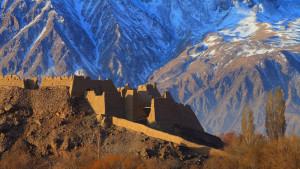 Taxkurgan-fort