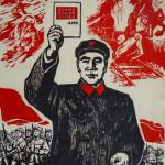 1968-Lin-Biao-houtblok