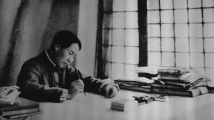 Yanan-1938-Mao