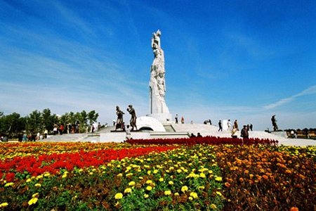 Changchun-SculpturePark1