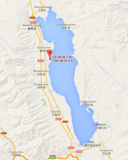 Dali-VillaVerde-map
