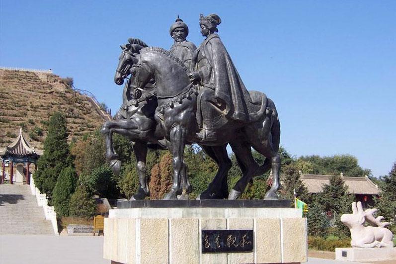 hohhot-zhaojun-tomb