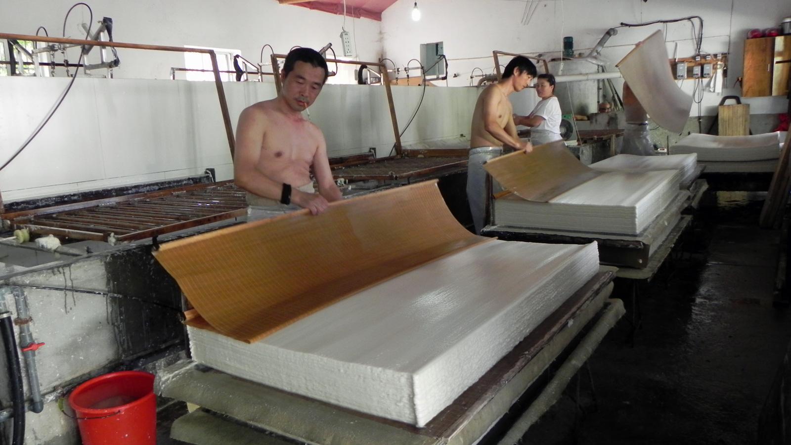 Yingxian-papierfabriek1-Tan