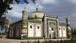 Kashgar-Mausoleum01