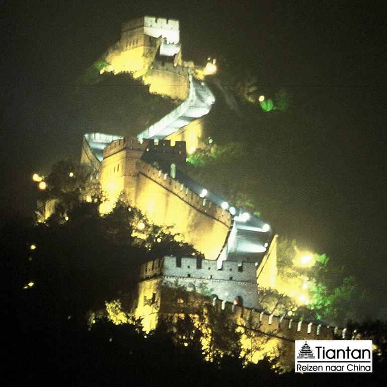 Grote Foto Op Muur.Grote Muur Reizen Naar China
