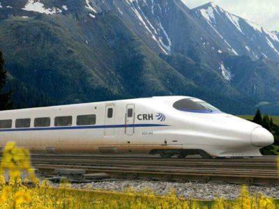 Nu supersnel per trein van Xi'an naar Chengdu!